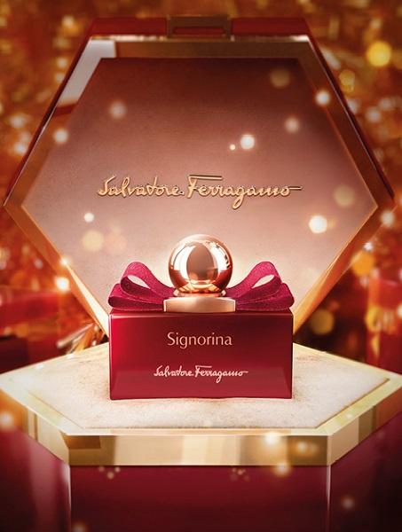 Salvatore Ferragamo lancia la nuova limited edition Signorina in Rosso