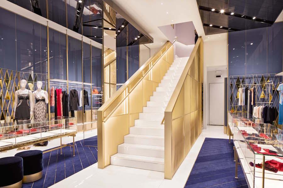 La Perla inaugura a Milano la nuova boutique di via Montenapoleone