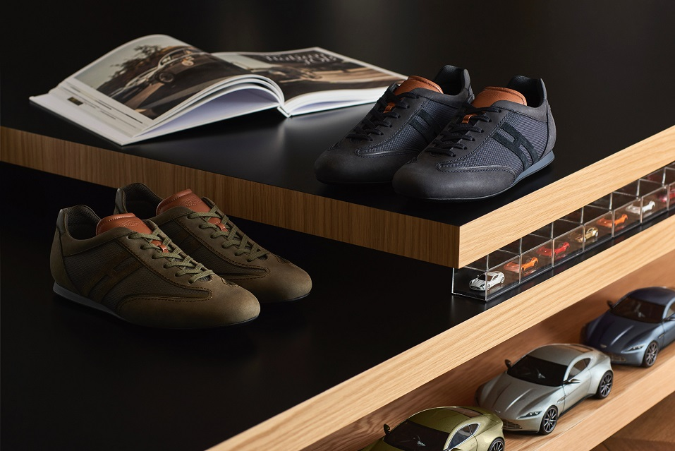 Aston Martin x Hogan – arrivano le luxury sneakers