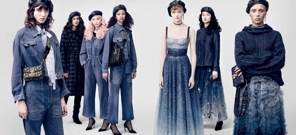 L'army chic di Dior per la Fall AD 2017