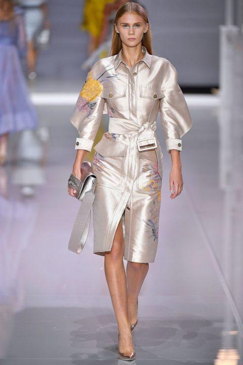 London Fashion Week SS18 – Highlights Day2