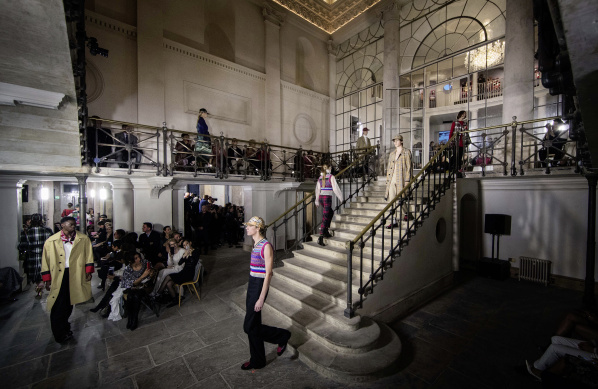 Burberry presenta la September Collection