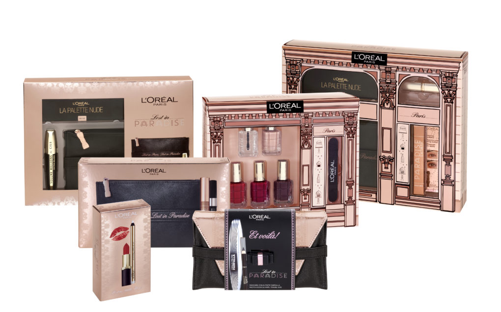 L'Oreal Paris for Christmas: Lost in Paradise