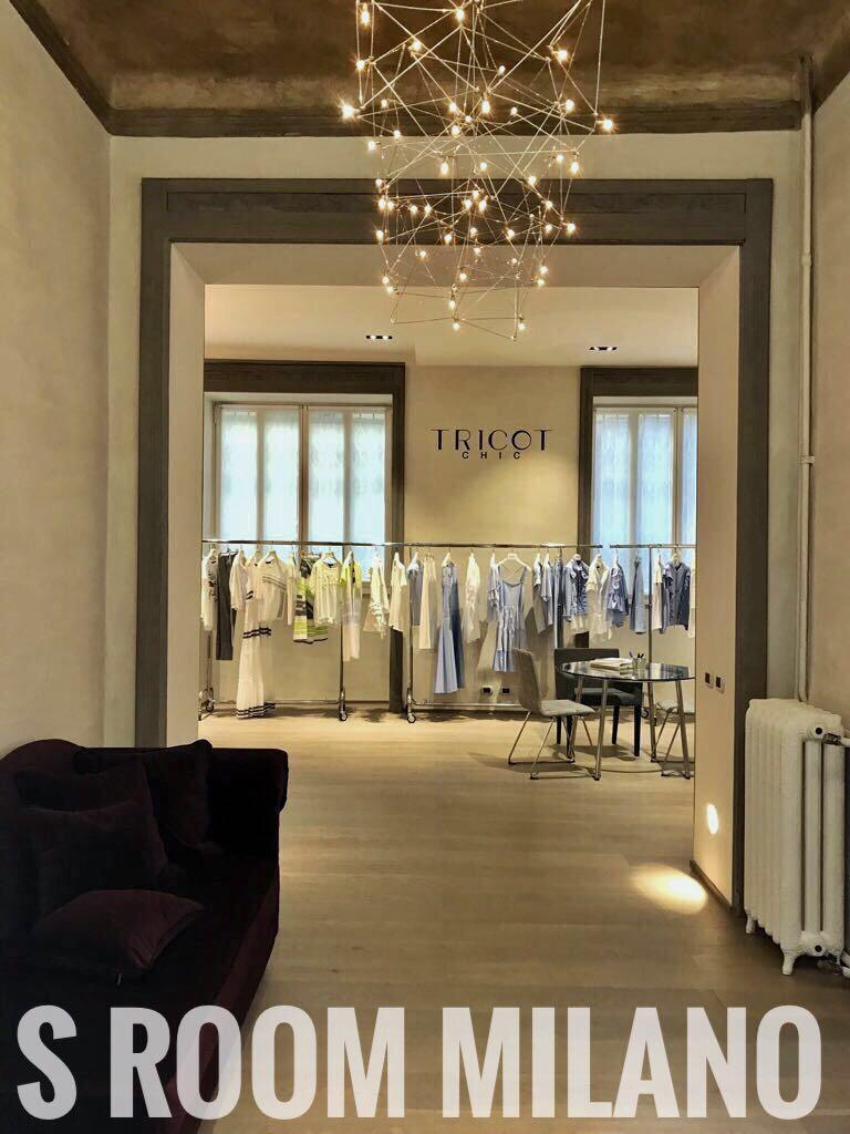 Tricot Chic apre il suo showroom a Milano