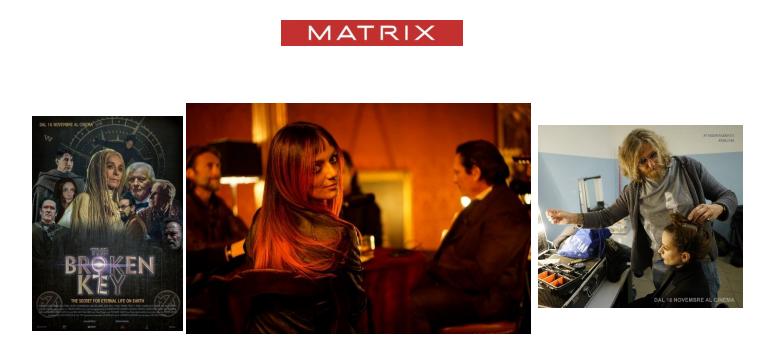 Matrix per The broken key