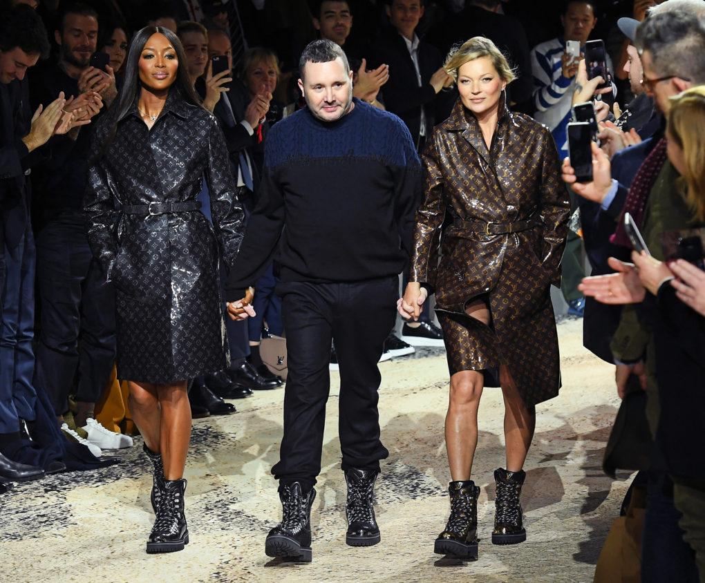 Kim Jones dice addio a Louis Vuitton sfilando per l'ultima volta a Parigi