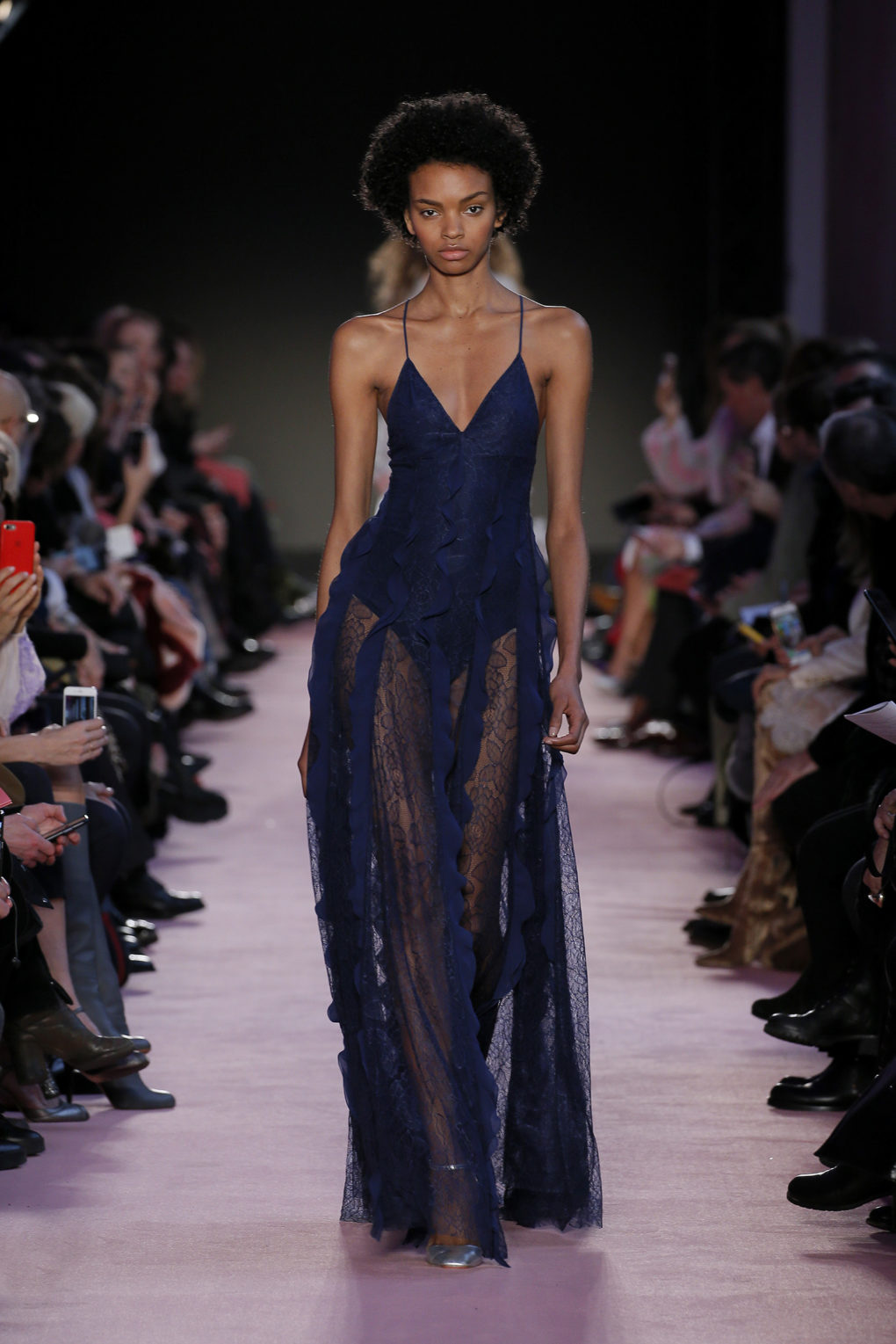 La Natural Beauty di Blumarine alla Milano Fashion Week