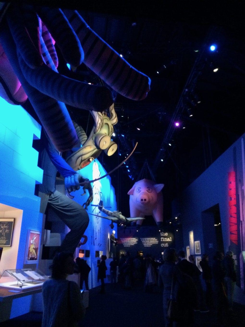 The Pink Floyd Exhibition: in mostra i titani della musica