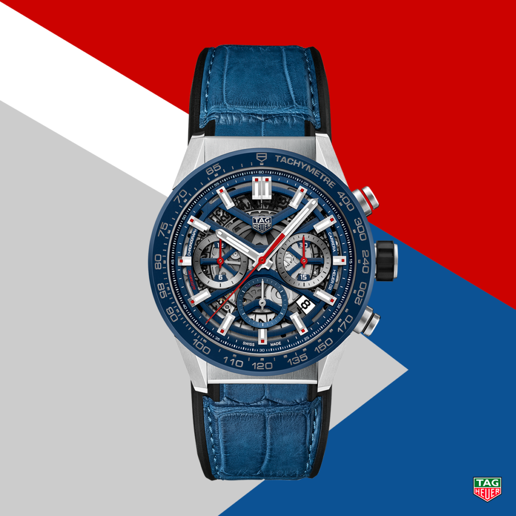 Buon Compleanno TAG Heuer CARRERA HEUER 02!