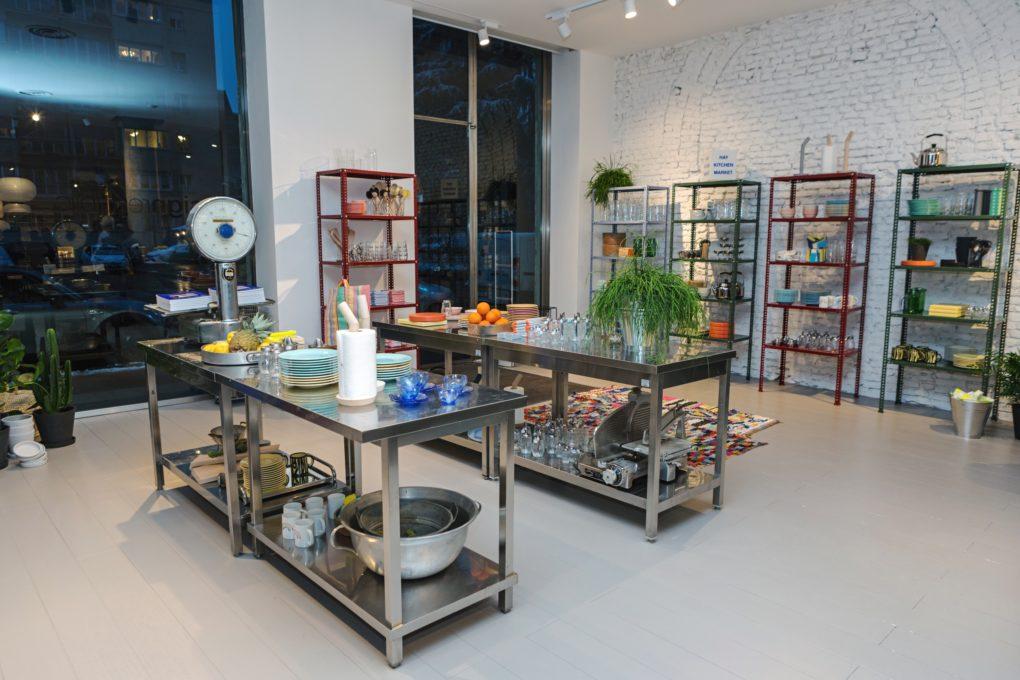 Kitchen Market di HAY in vendita su Design Republic