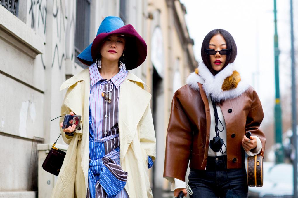 Streetstyle: tutto quello che abbiamo visto durante il mese della moda