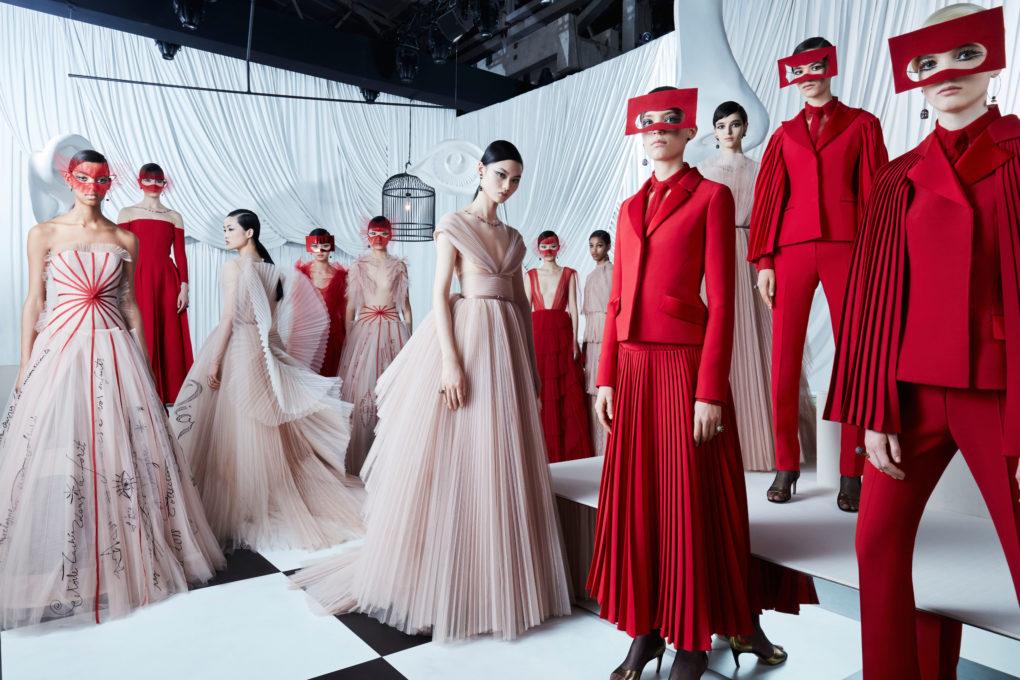 Dior Haute Couture sfila a Shangai