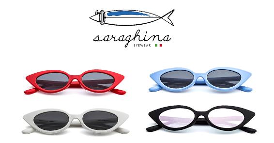 L'estate Bold di Saraghina Eyewear