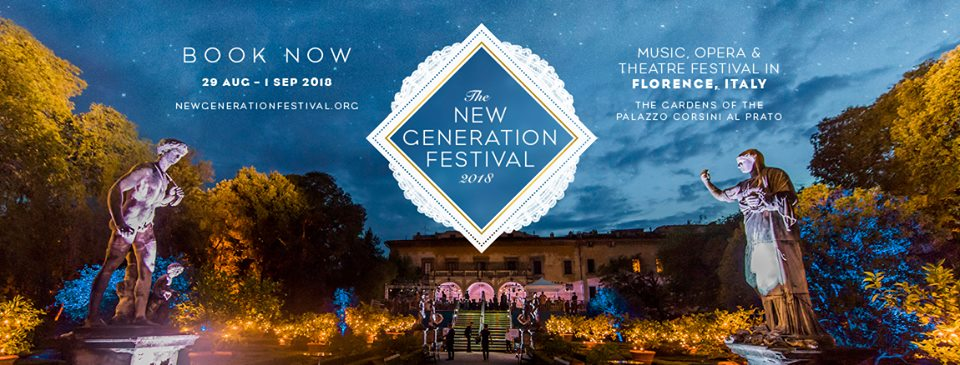 """In arrivo """"The New Generation"""" Festival"""