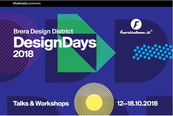Fuorisalone promuove il festival Brera Design Days
