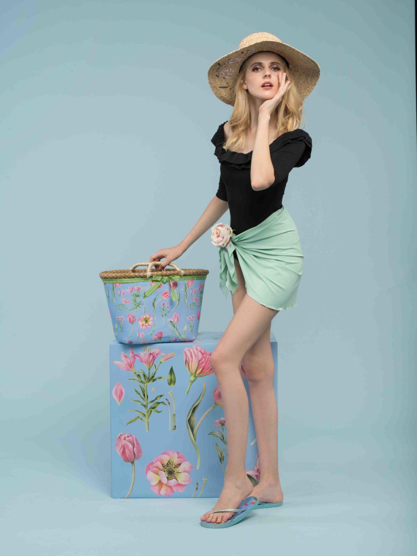 Emanuela Biffoli lancia la collezione SS 19
