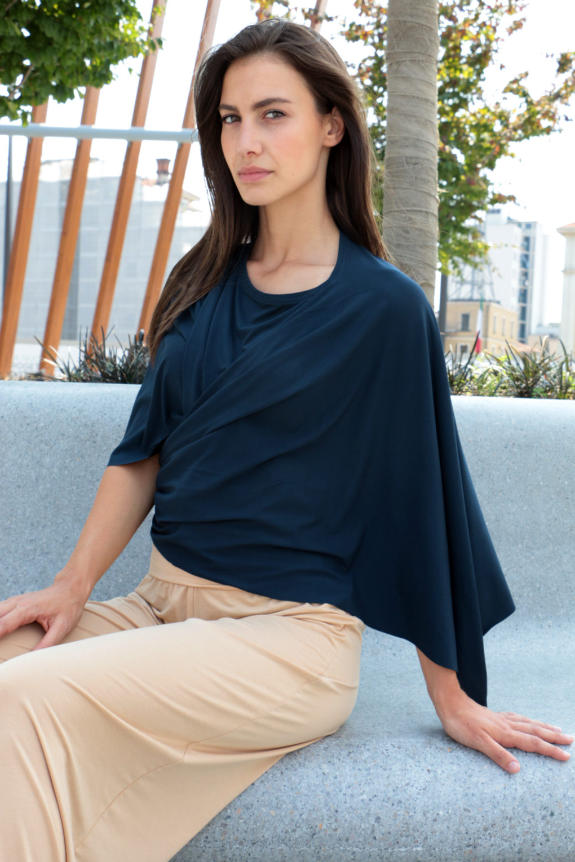 One Size Mantle Shirt firmata NVK Daydoll in anteprima al Copenhagen International Fashion Fair