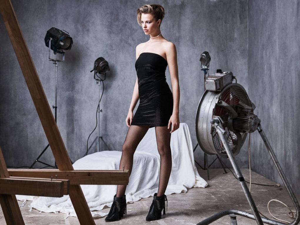 Wilma Dress, il Fatal Dress dall'effetto cangiante