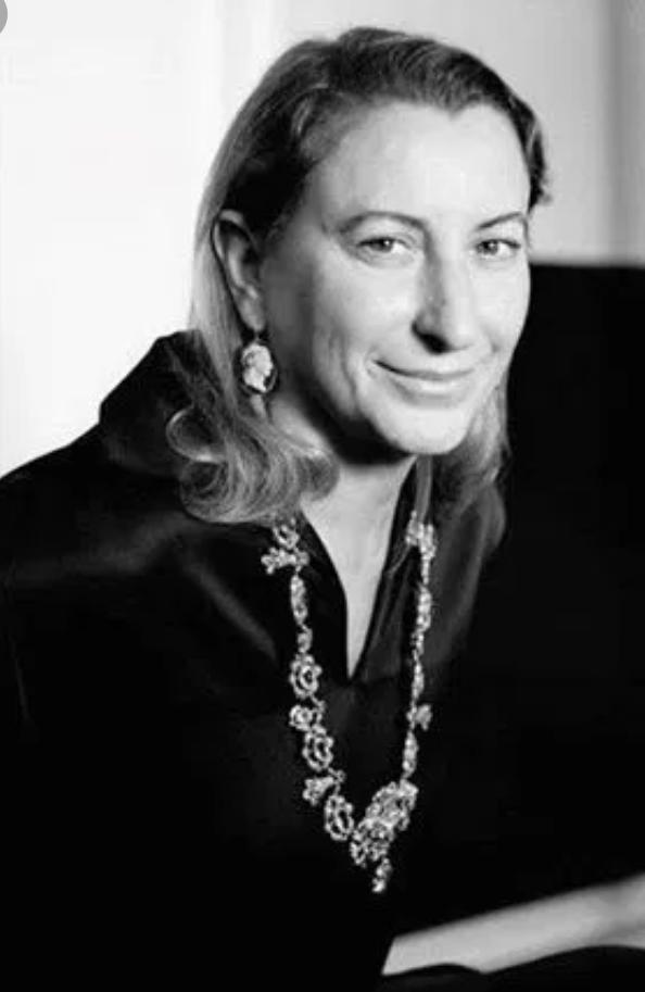 Miuccia Prada vincerà il prossimo Outstanding Achievement Award