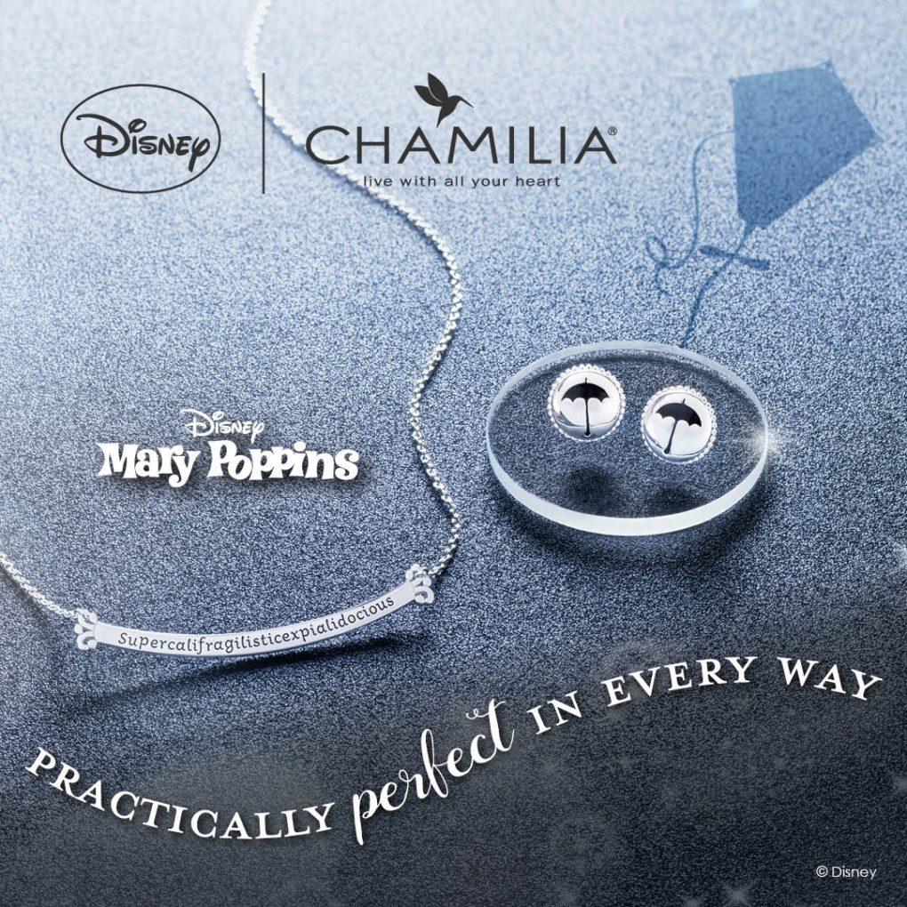 E' Mary Poppins mania da Chamilia