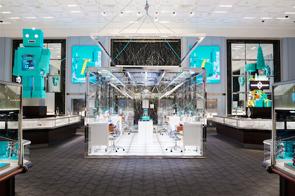 Tiffany inaugura il Workshop nel suo Flagship store