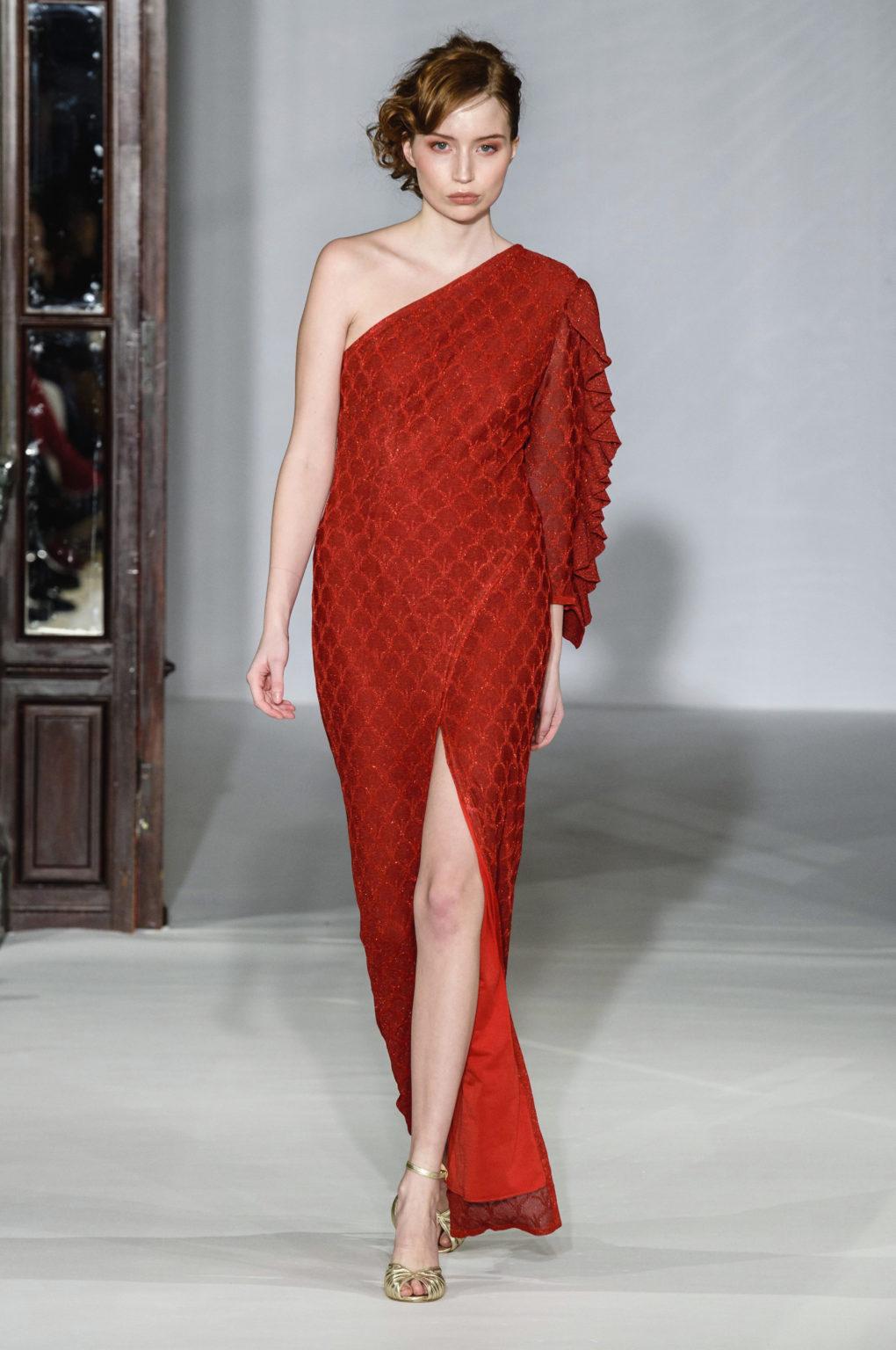 Behind the door, la collezione Haute Couture di Maria Aristidou