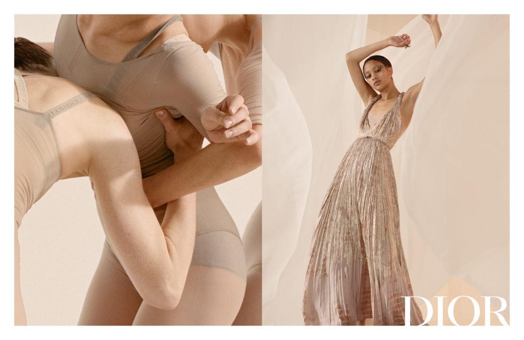 Body in motion, la campagna Dior per la Spring-Summer 2019