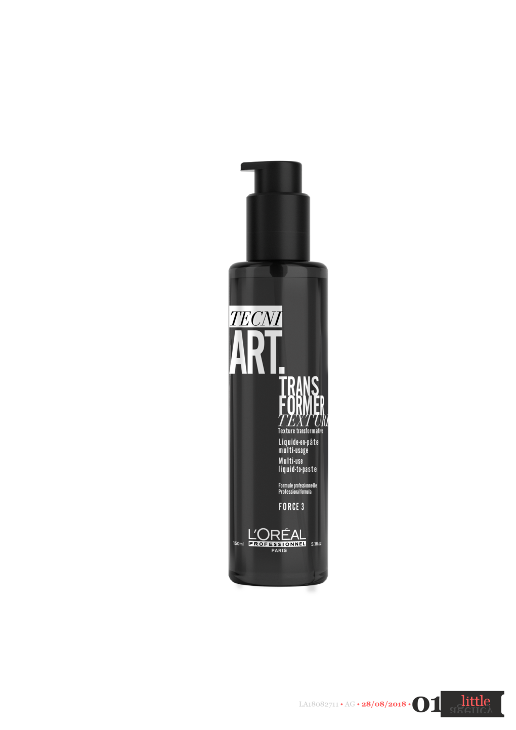 L'Oréal Professionnel rilancia la linea styling TECNIART