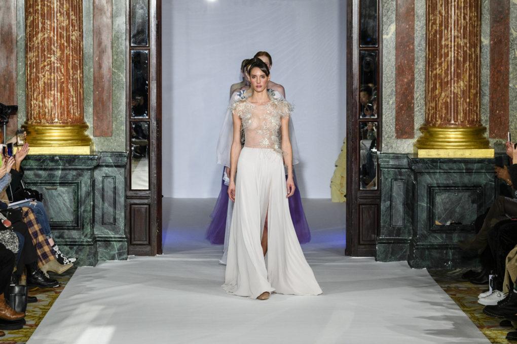 LA METAMORPHOSE sfila alla Paris Haute Couture