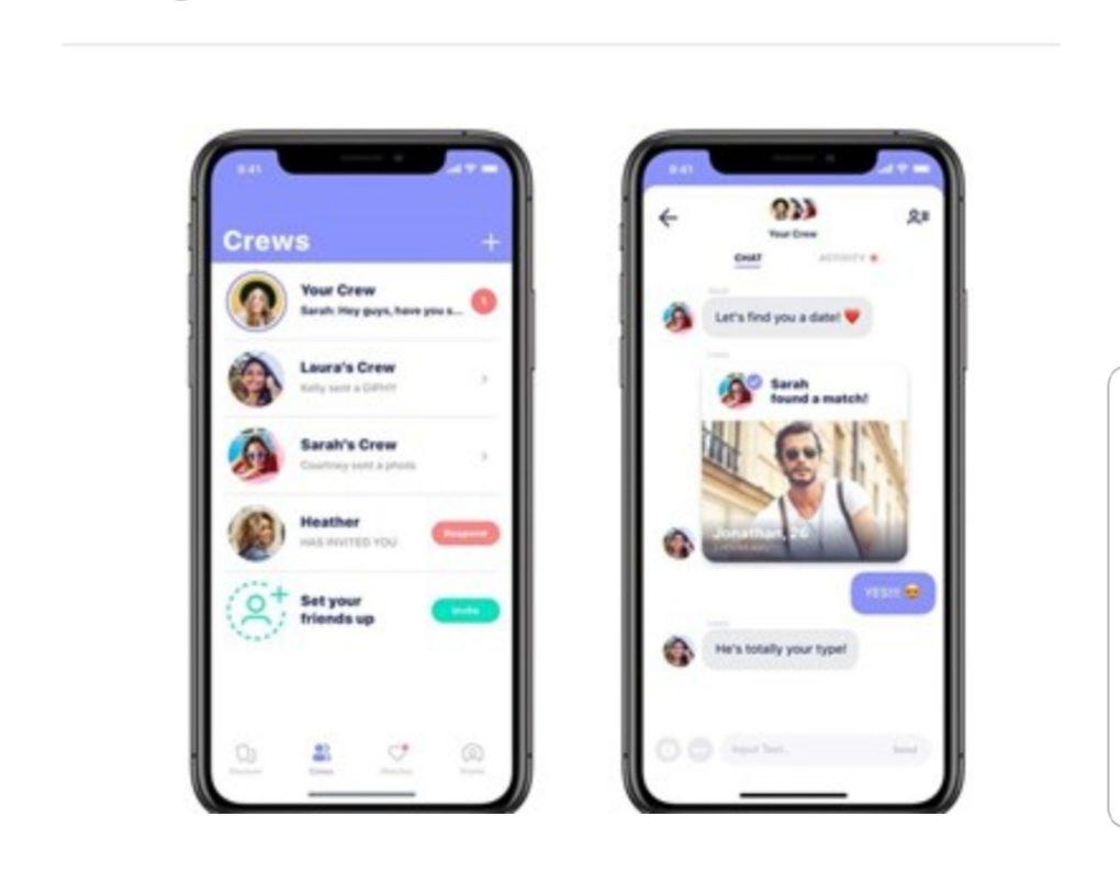 È arrivata Ship, l'app che soppianta Tinder