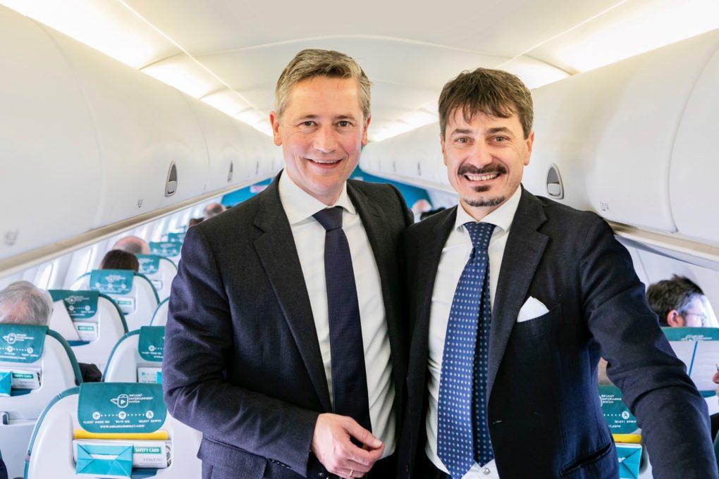 Air Dolomiti e Tommasi Family Estates:  ogni volo diventa un viaggio di…vino!