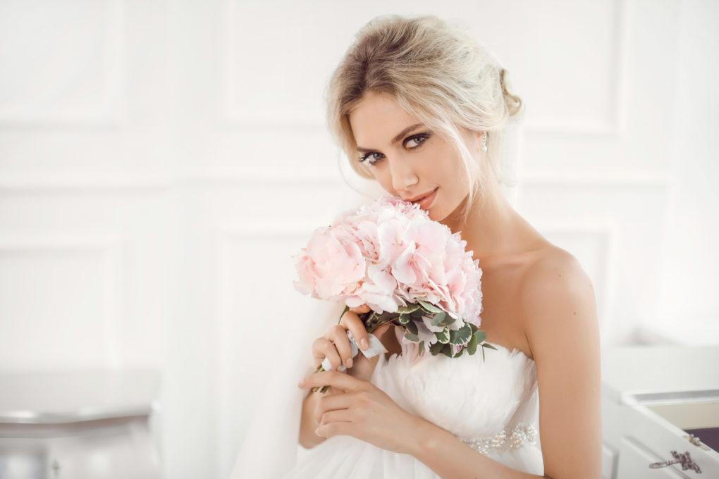 Un make-up unconventional per il matrimonio